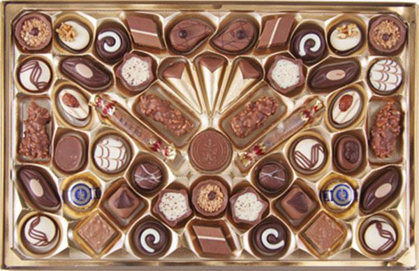 lindt瑞士莲巧克力新品上市 打造高雅品质礼盒系列